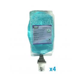 Autofoam espuma hidratante - 4 cambios